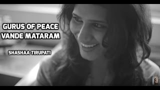 Gurus Of Peace: AR Rahman Cover - Vande Mataram