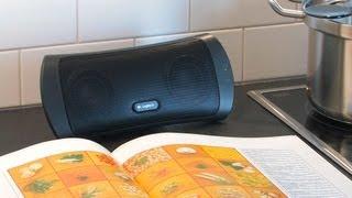Funk-Lautsprecher mit Akku im Test