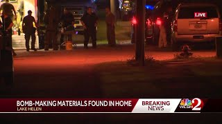 Man taken into custody after 'Mother of Satan' substance found in Volusia County home