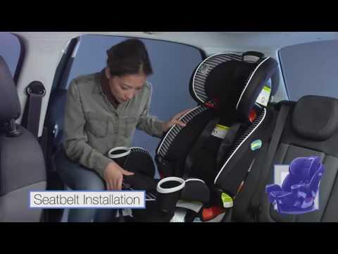 Forward Facing Safety Seat