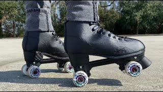 Can you put skateboard wheels on roller skates?