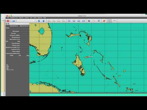 WINGRIDDS Tutorial 2 - Processing GRIB Data - игровое видео смотреть