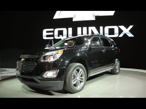 2016 Chevrolet Equinox  - 2015 Chicago Auto Show