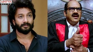 Satyadev Hilarious Comedy Scene In Court | Bluff Master Movie Scenes | Satyadev | Gopi Ganesh