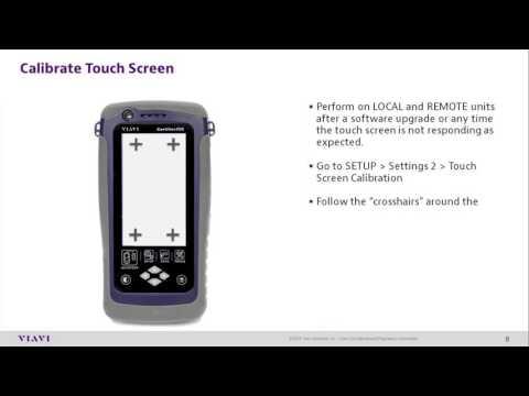 Video: Instructional Video - Certifier10G/40G Instrument Basics