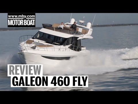 Galeon 460 Fly | Review | Motor Boat & Yachting