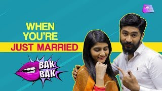 When You're Just Married | Life Tak - YouTube