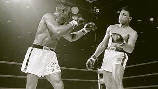 Классика бокса. Мухаммед Али - Сонни Листон (1 бой).
