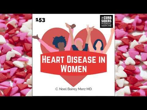 #153 Heart Disease in Women with Dr Bairey Merz