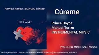 Prince Royce, Manuel Turizo   Cúrame (Instrumental)