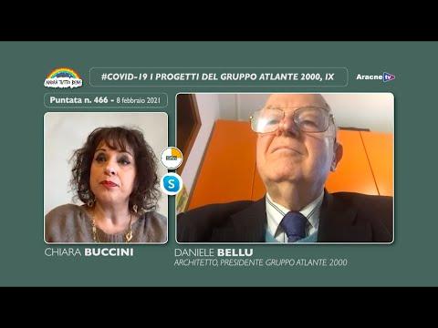 Anteprima del video Daniele BELLUI progetti del Gruppo Atlante 2000, IX