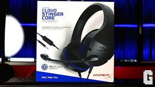 ONLY $40! : The NEW HyperX Cloud Stinger Core REVIEW