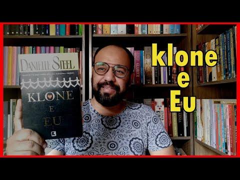 82. Klone & Eu (Danielle Steel) | Vandeir Freire