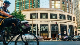 Video : China : Inside the world's largest Starbucks ...