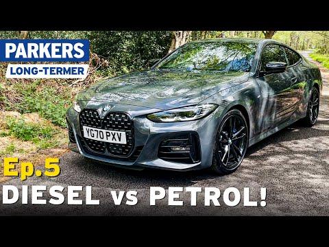 BMW 420i or 420d? Long-Term Test | Episode 5