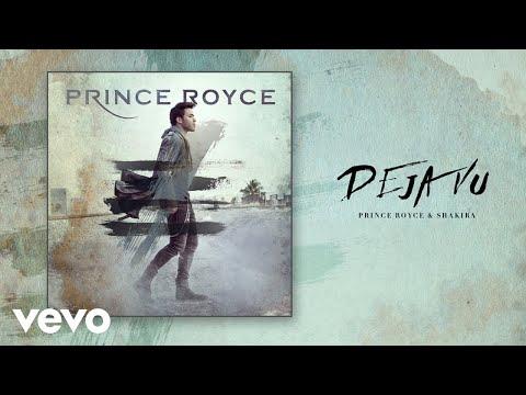 Letra Deja vu Prince Royce Ft Shakira