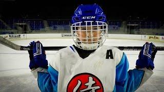 GoPro: Japanese Ice Hockey Prodigy Aito Iguchi