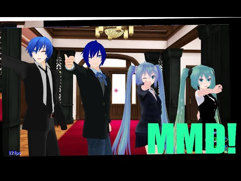 [MMD] Timber Motion download