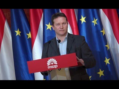 Az MSZP európai diplomáciai offenzívát indít jövőre