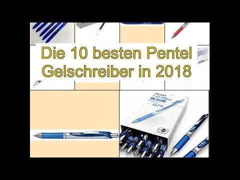 Die 10 besten Pentel Gelschreiber in 2018