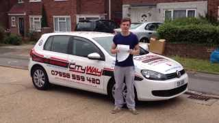 preview picture of video 'Driving Lessons Gillingham   Recent Test Pass Gillingham   City Way School of Motoring'