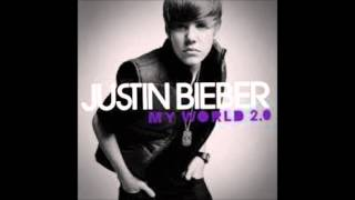 Justin Bieber   Overboard Feat. Jessica Jarell (Official Audio) (2010)