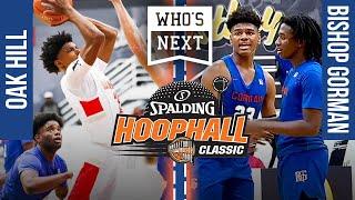 Oak Hill (VA) vs. Bishop Gorman (NV) - 2020 Hoophall Classic - ESPN Broadcast Highlights