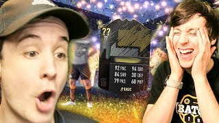 TWO WALKOUT OTW PLAYERS PACKED!!! FIFA 18 ULTIMATE TEAM PACK OPENING