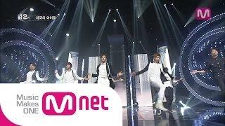 Mnet [엠카운트다운] Ep.381 : 제국의 아이들(ZE:A) - 숨소리(Breathe) @M COUNTDOWN_140619