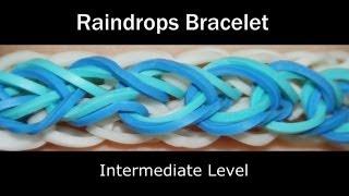 Rainbow Loom® Raindrops Bracelet