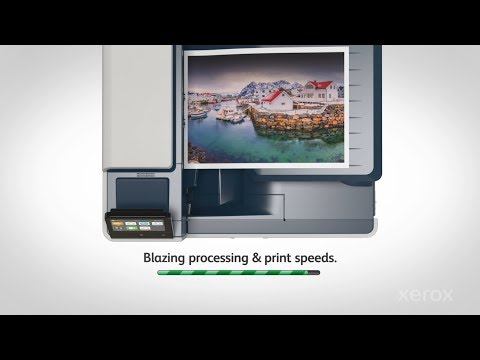 Xerox VersaLink C8000/C9000: Unrivaled Color