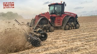 14 mph Rotary Hoe Work: Tractor Overkill?