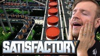 3D Factorio?! | Satisfactory Review | Steam Montag [Deutsch]