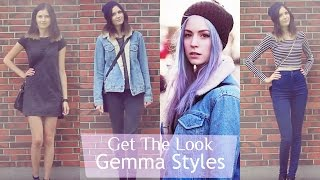 Джемма Стайлс, Get The Look: Gemma Styles Makeup & Outfit | BellaStyle14