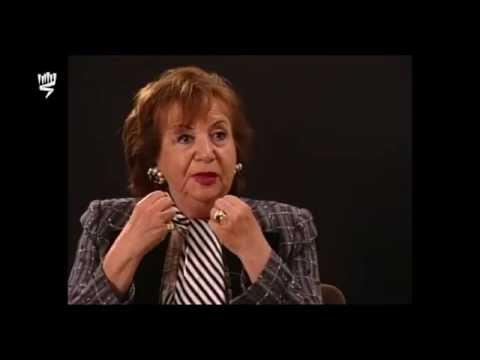Lucie Bialer, rescapée de la Shoah, décrit l'arrivée à Auschwitz et la sélection