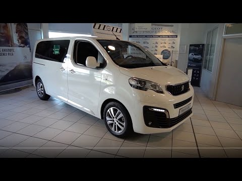 PEUGEOT Traveller 2019 L2 Business Edition 2019 Complete Walkaround