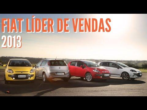 Comercial da Fiat Líder 11 anos - BlogAuto