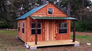 Small Cabin Plans 12x16 - Gif Maker  DaddyGif.com (see Description)