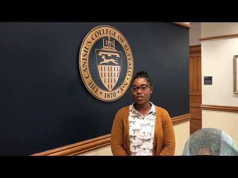 Chanel Davis Student Story | Canisius College