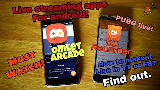 omlet arcade live stream facebook ios - TH-Clip