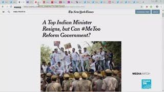 India's #metoo moment