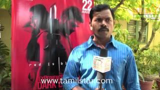Director Jothi Murugan at Kabadam Movie Team Interview