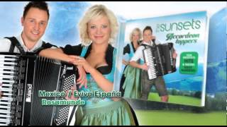 THE SUNSETS   ACCORDEON TOPPERS   1CD   TV Spot