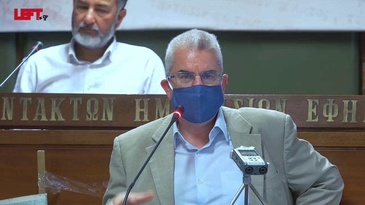 Ο Τζαβέντ Ασλάμ δικαιούται άσυλο -Βασίλης Παπαδόπουλος