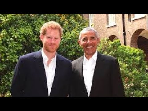 Prince Harry interviews ex-president Barack Obama (FULL INTERVIEW)