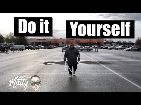 DO IT YOURSELF . . .