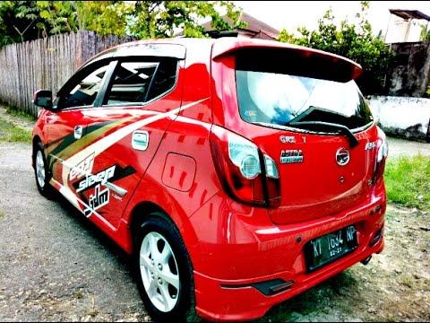 980+ Modif Mobil Agya Warna Merah Gratis