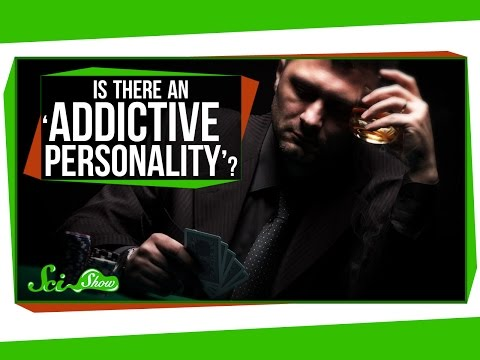 Video Is There Such a Thing As An Addictive Personality?