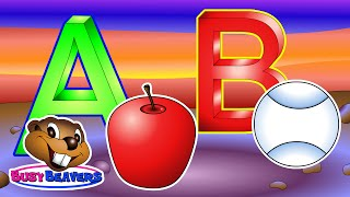 """Alphabet Words"" (Level 1 English Lesson 05) CLIP - Learn Phonics, Kindergarten Kids, Teach Baby"