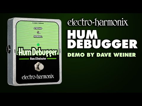 ELECTRO HARMONIX Hum Debugger Kytarový efekt